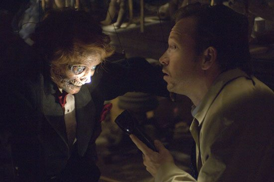 Horror Movie Review Dead Silence 2007 Games Brrraaains