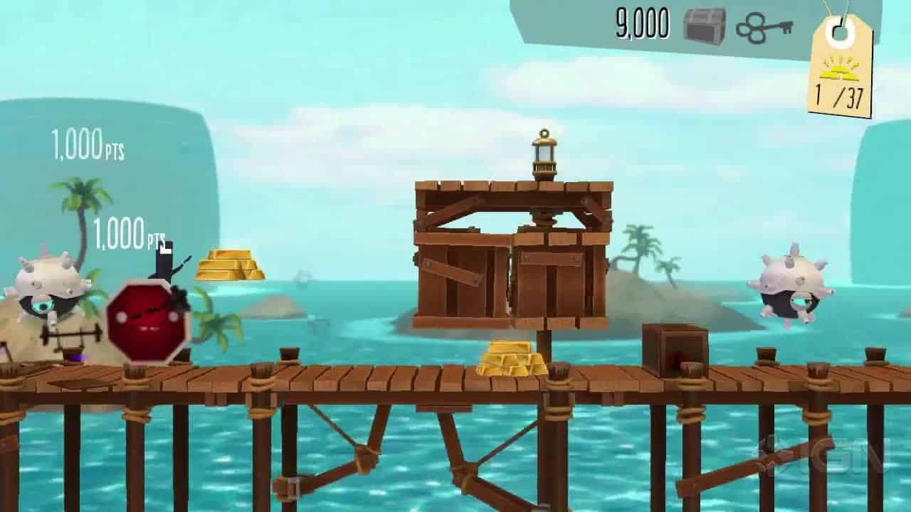 runner 2 gameplay