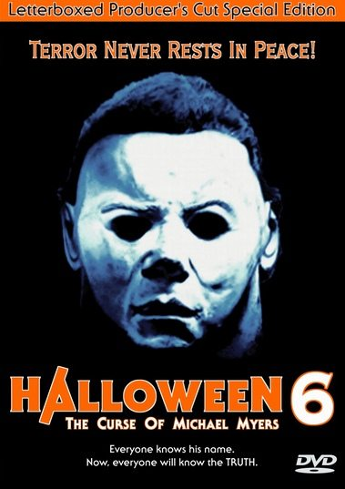 Horror Movie Review: Halloween 6: The Curse of Michael ...