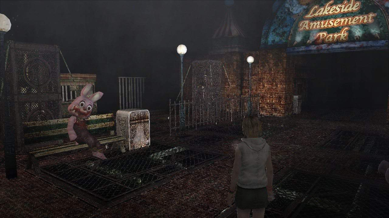 Game Review: Silent Hill 3 HD (Xbox 360) - Games, Brrraaains