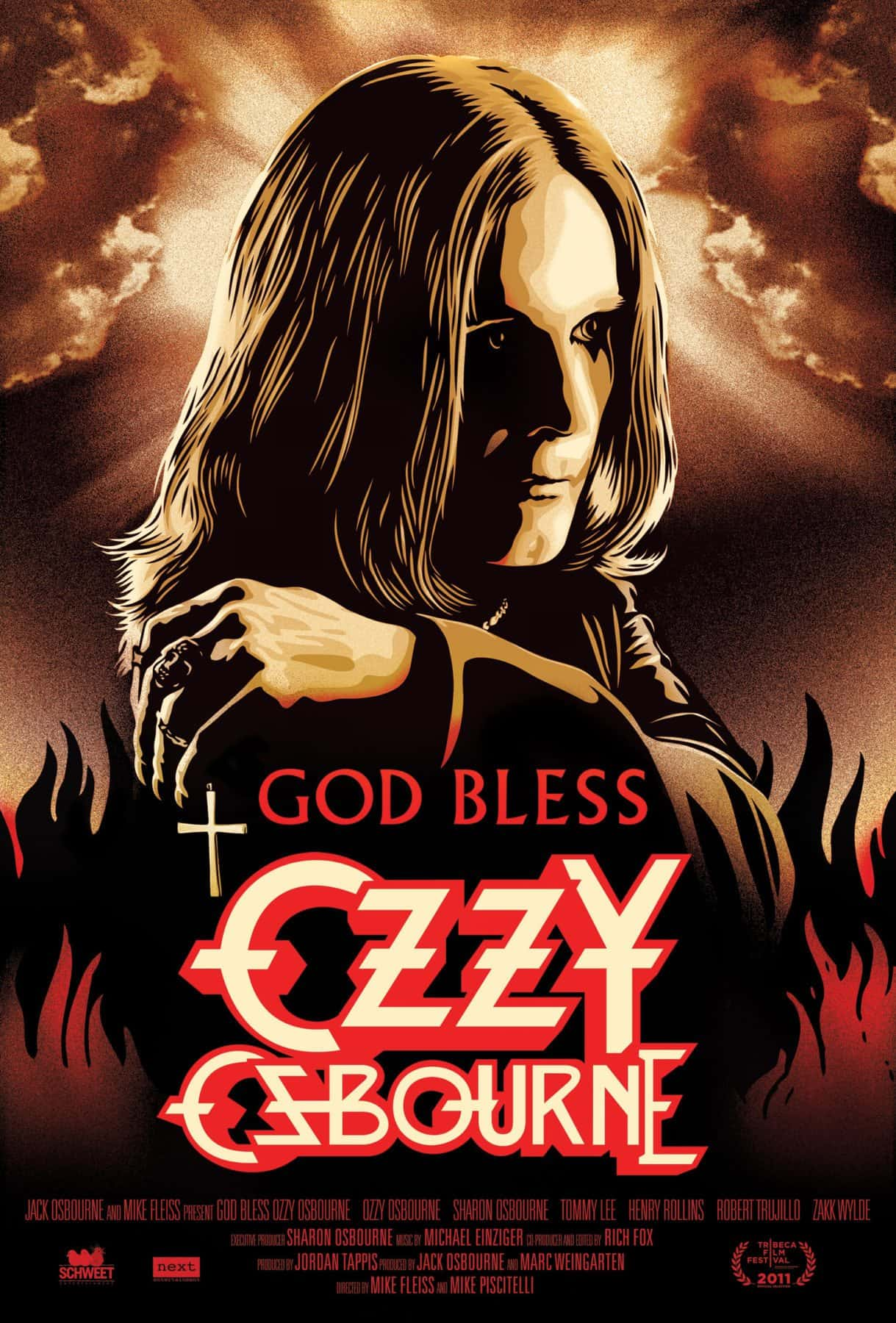 Music Movie Review God Bless Ozzy Osbourne Games Brrraaains