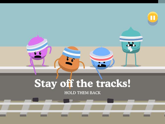 Dumb Tracks