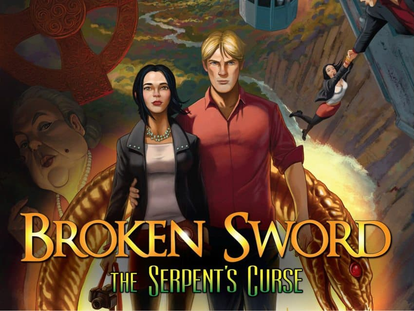 Game Review: Broken Sword 5: The Serpent's Curse, Part 2 (Mobile)