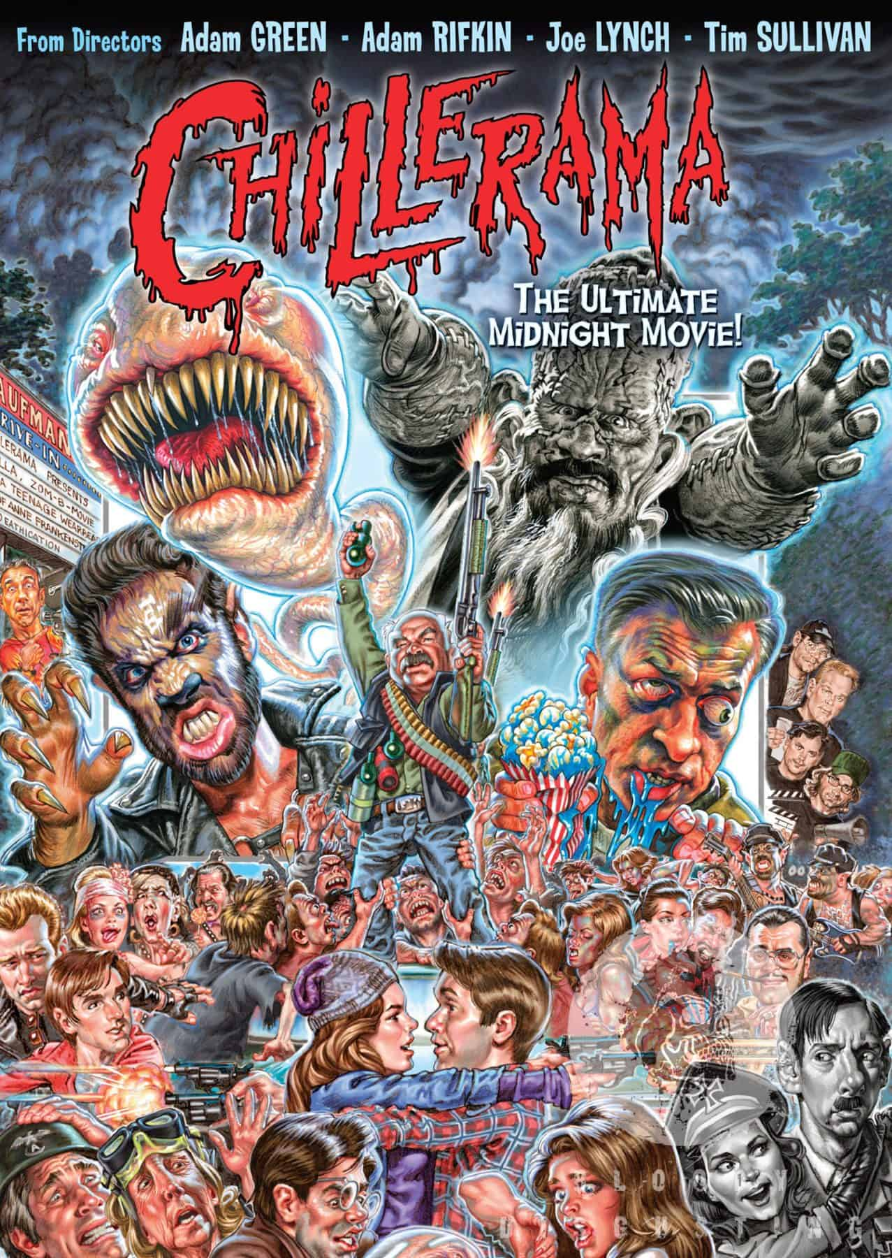 Horror Movie Review: Chillerama (2011)