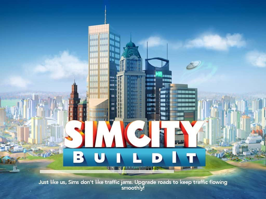 Game Review: SimCity BuildIt (Mobile – Free to Play)