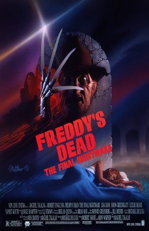 Horror Movie Review: Freddy's Dead: The Final Nightmare (1991)