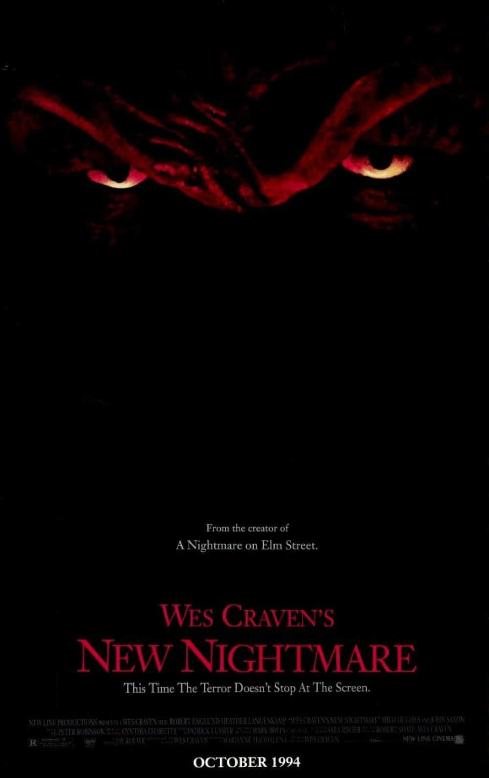 Horror Movie Review: Wes Craven's New Nightmare (1994)