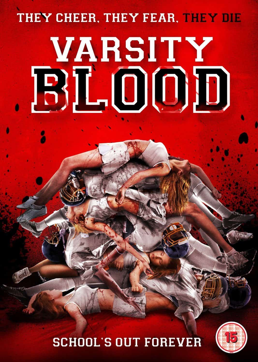 Horror Movie Review: Varsity Blood (2014)