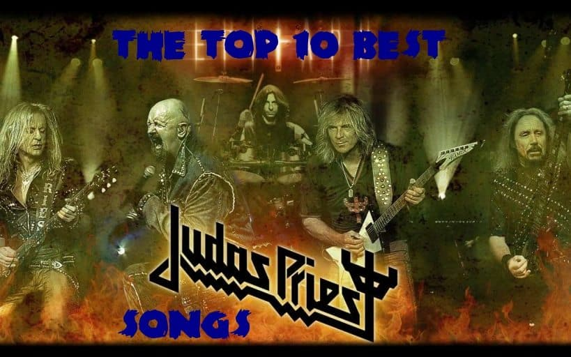 The Top 10 Best Judas Priest Songs - Games, Brrraaains & A
