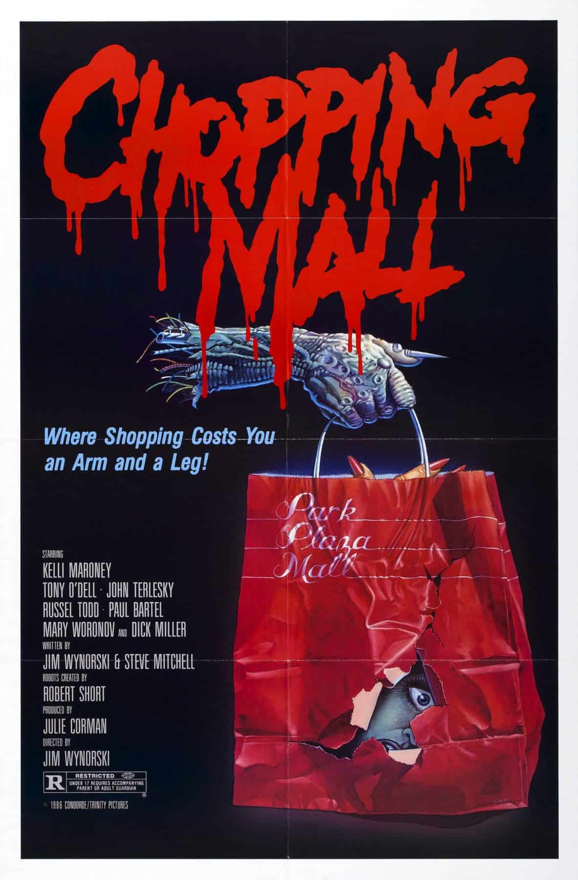Horror Movie Review: Chopping Mall (1986)