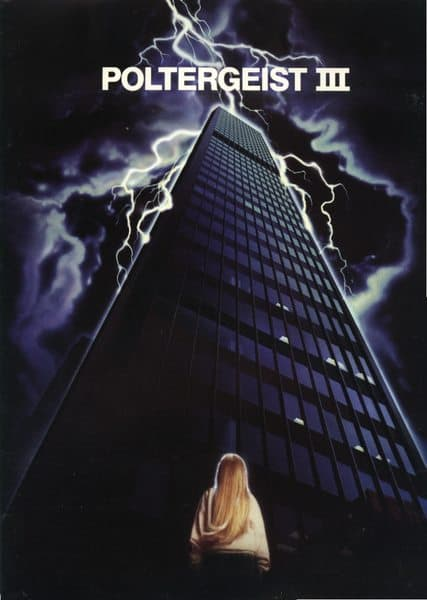 Horror Movie Review: Poltergeist III (1988)