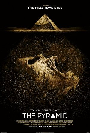 Horror Movie Review: The Pyramid (2014)