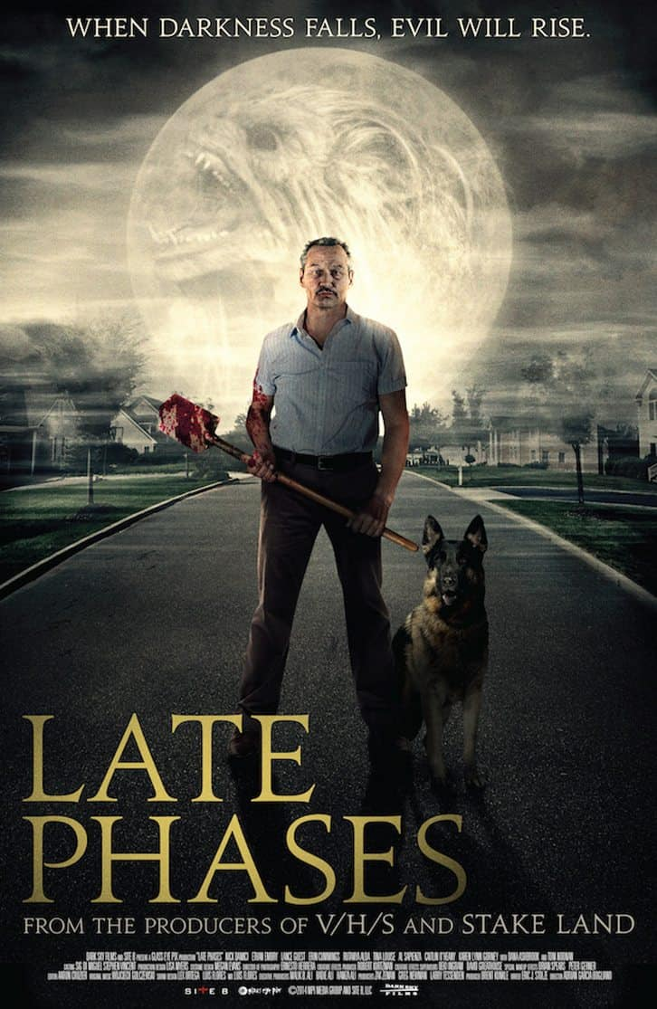 Horror Movie Review: Late Phases (2014)