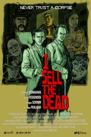 Horror Movie Review: I Sell The Dead (2008)