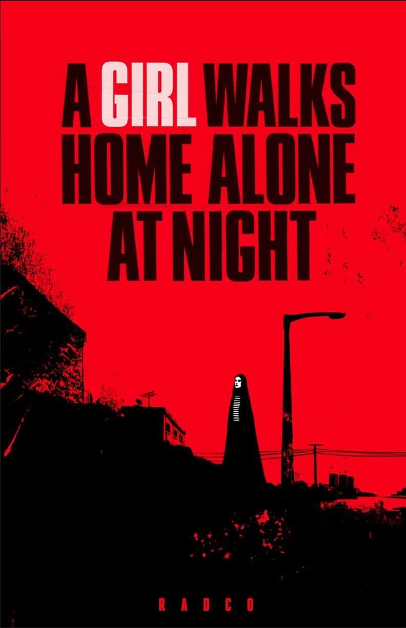 Horror Movie Review: A Girl Walks Home Alone At Night (2014)