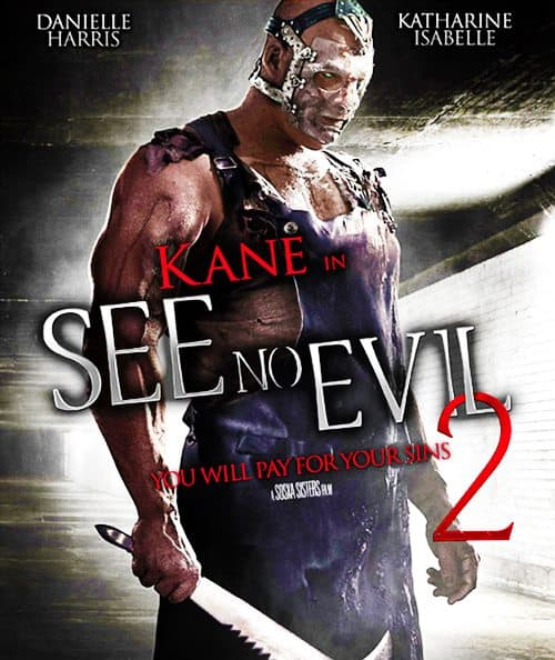 Horror Movie Review: See No Evil 2 (2014)