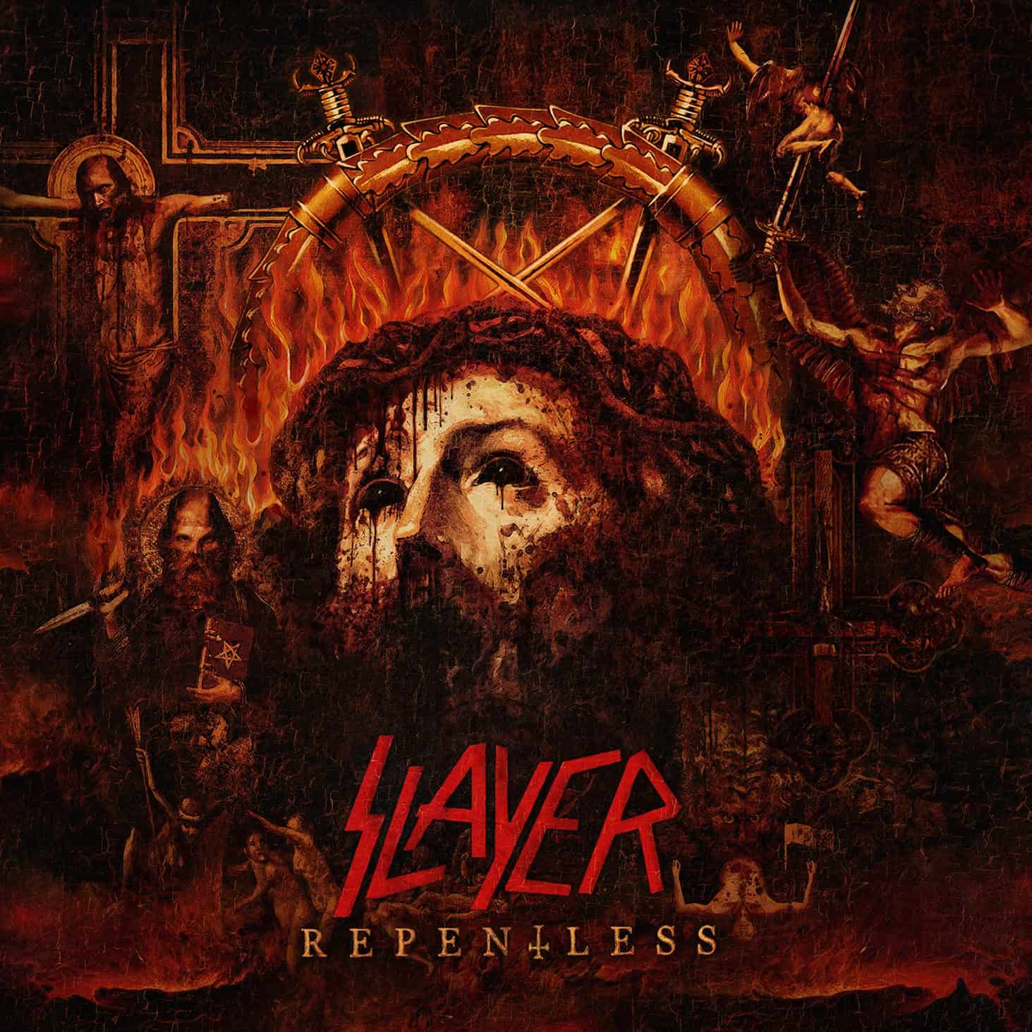 Album Review: Slayer – Repentless (Nuclear Blast)