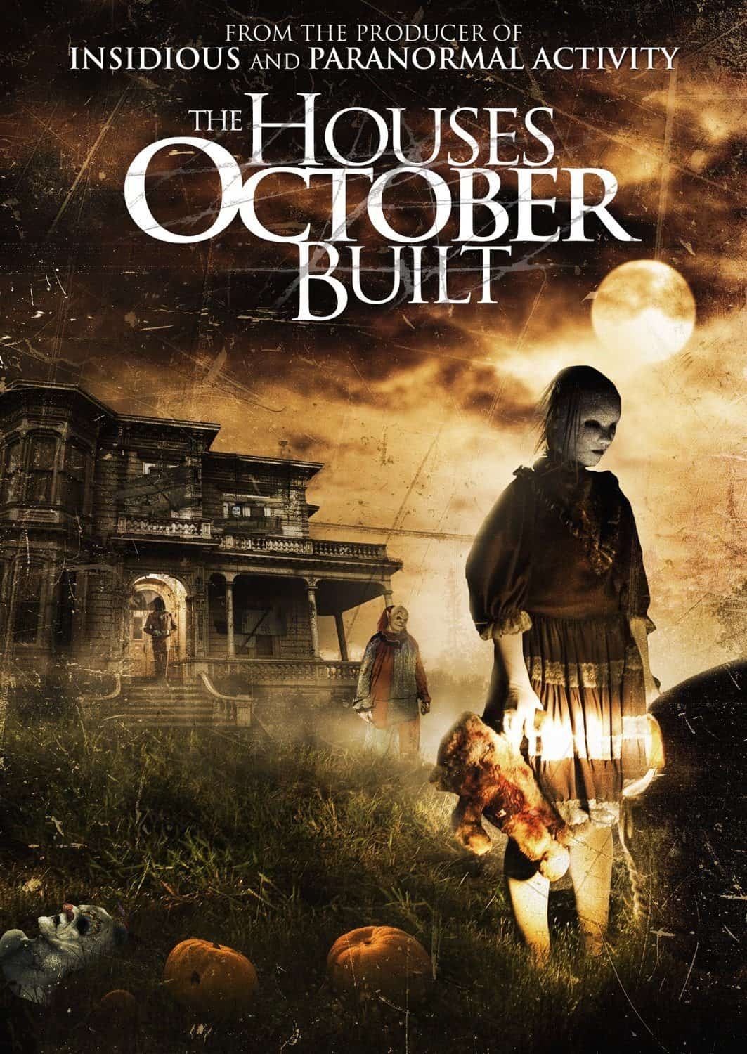 Horror Movie Review: The Houses October Built (2014)
