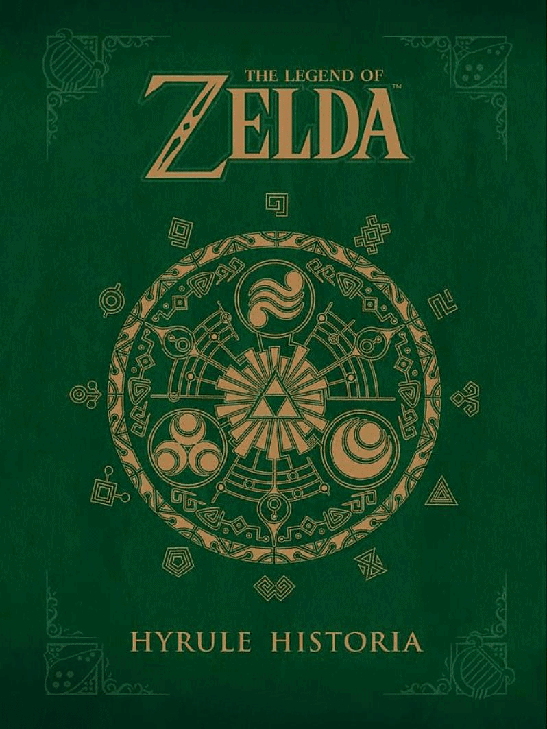 Game – Book Review: The Legend of Zelda – Hyrule Historia