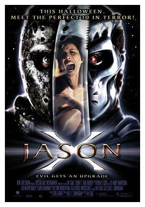 Horror Movie Review: Jason X (2001)