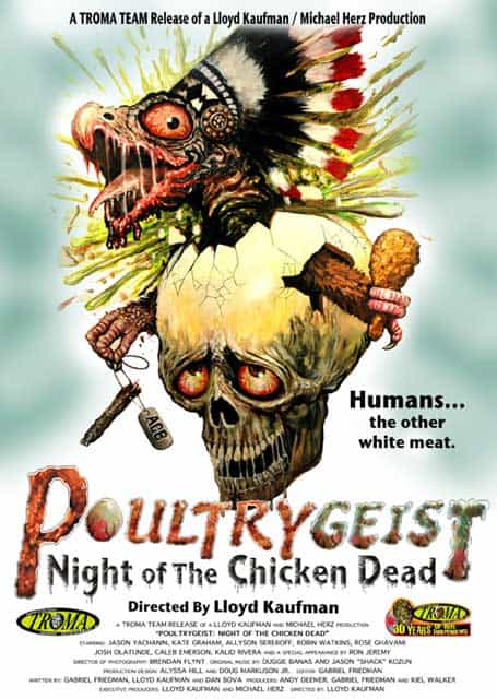 Horror Movie Review: Poultrygeist: Night of the Chicken Dead (2006)