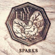 EP Review: With Heavy Hearts – Sparks (Self Released)