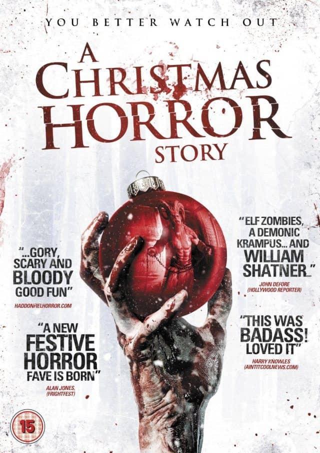 Horror Movie Review: A Christmas Horror Story (2015)