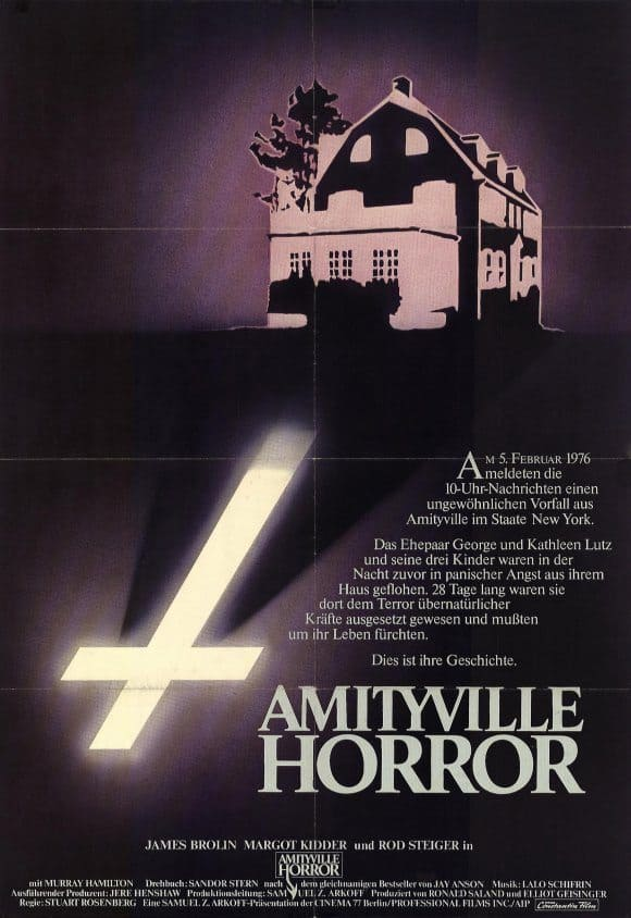 Horror Movie Review: The Amityville Horror (1979)
