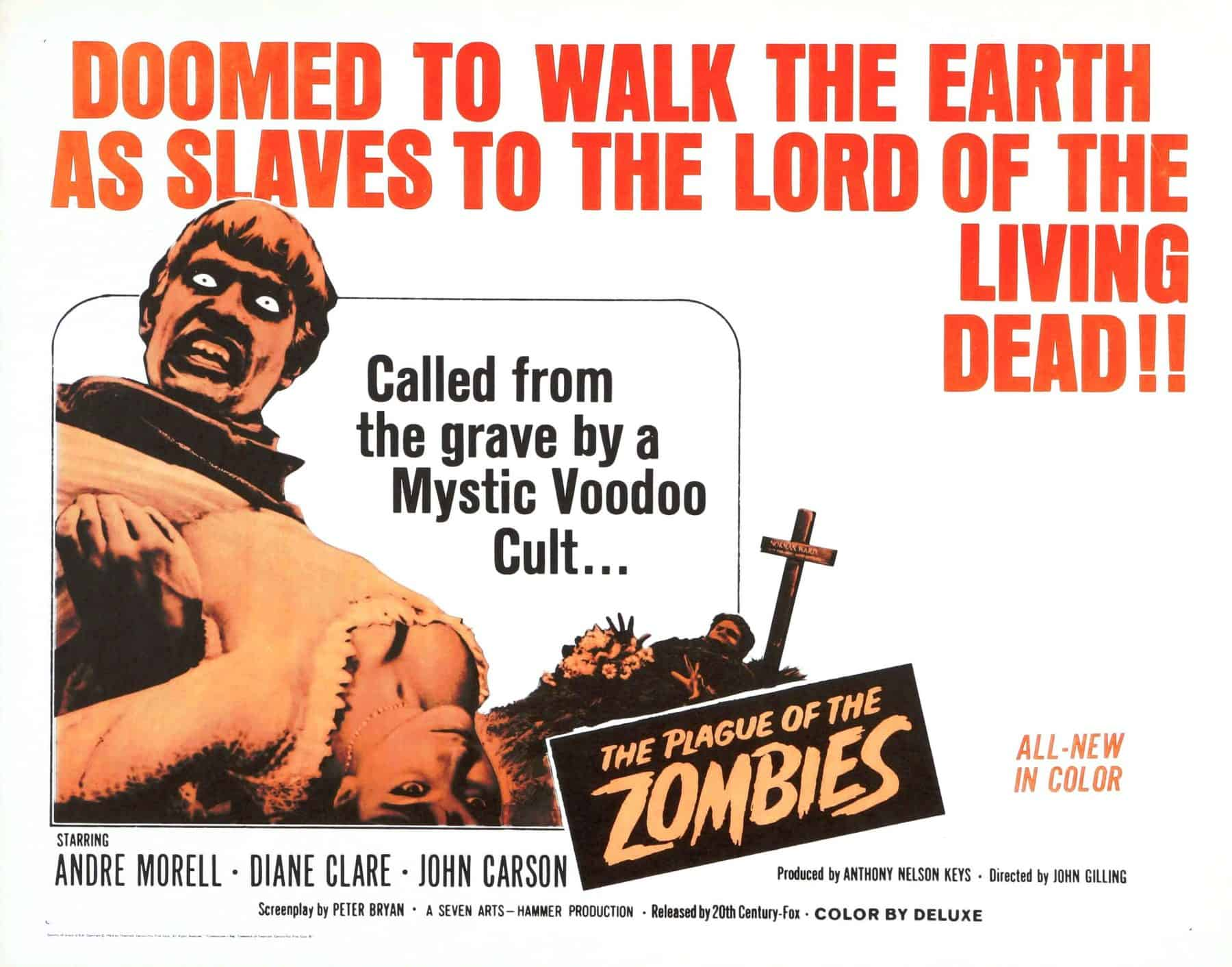 Movie Review: The Plague of the Zombies (1966)