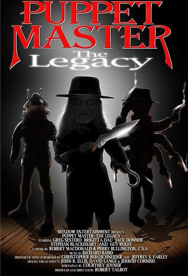 Horror Movie Review: Puppet Master – The Legacy (2003)