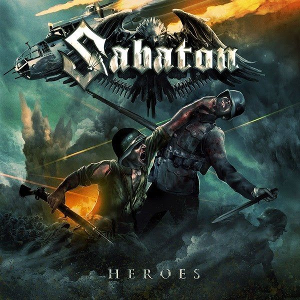 Album Review: Sabaton – Heroes: Special Edition (Nuclear Blast)