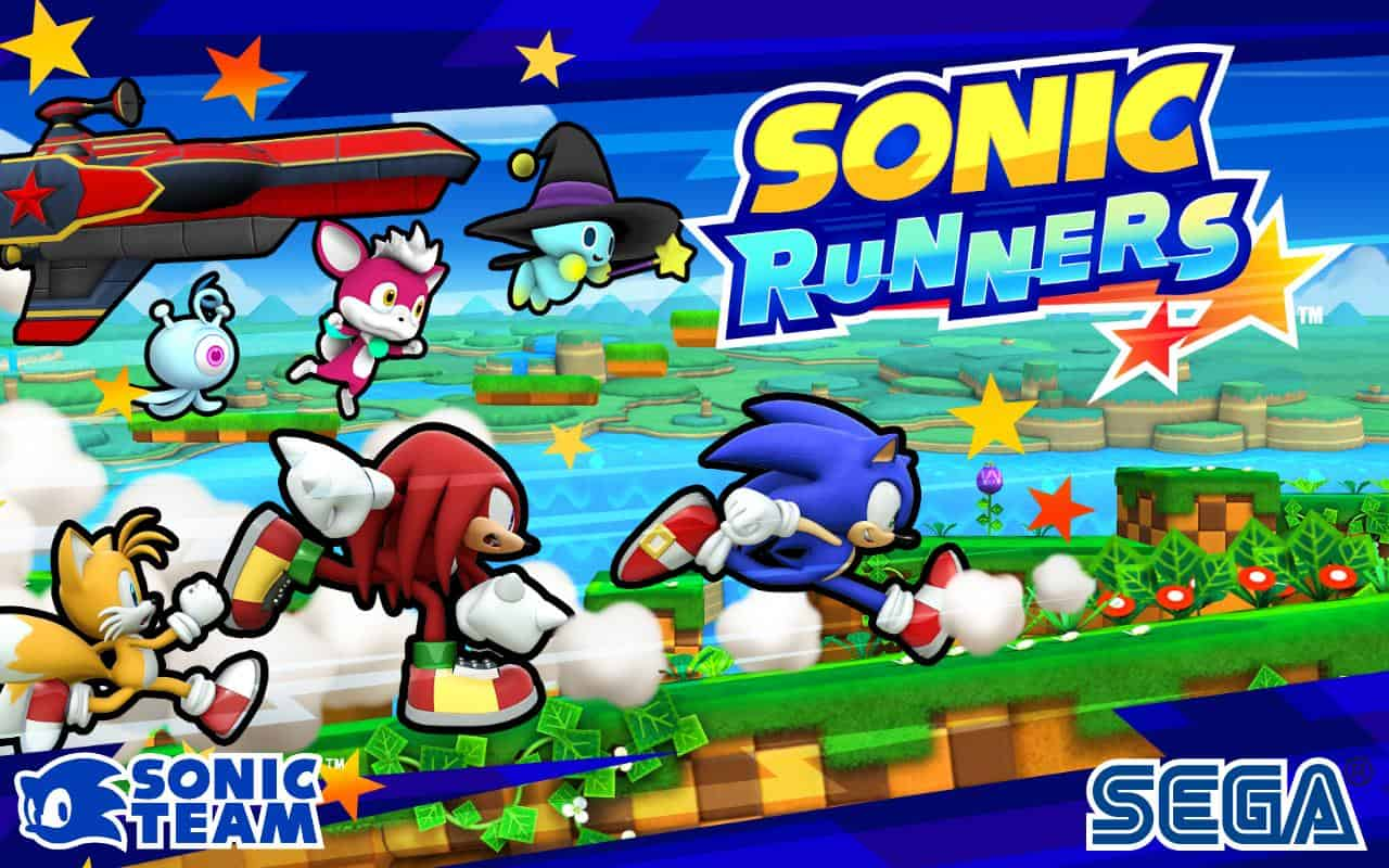 Game Review: Sonic Runners (Mobile – Free to Play)