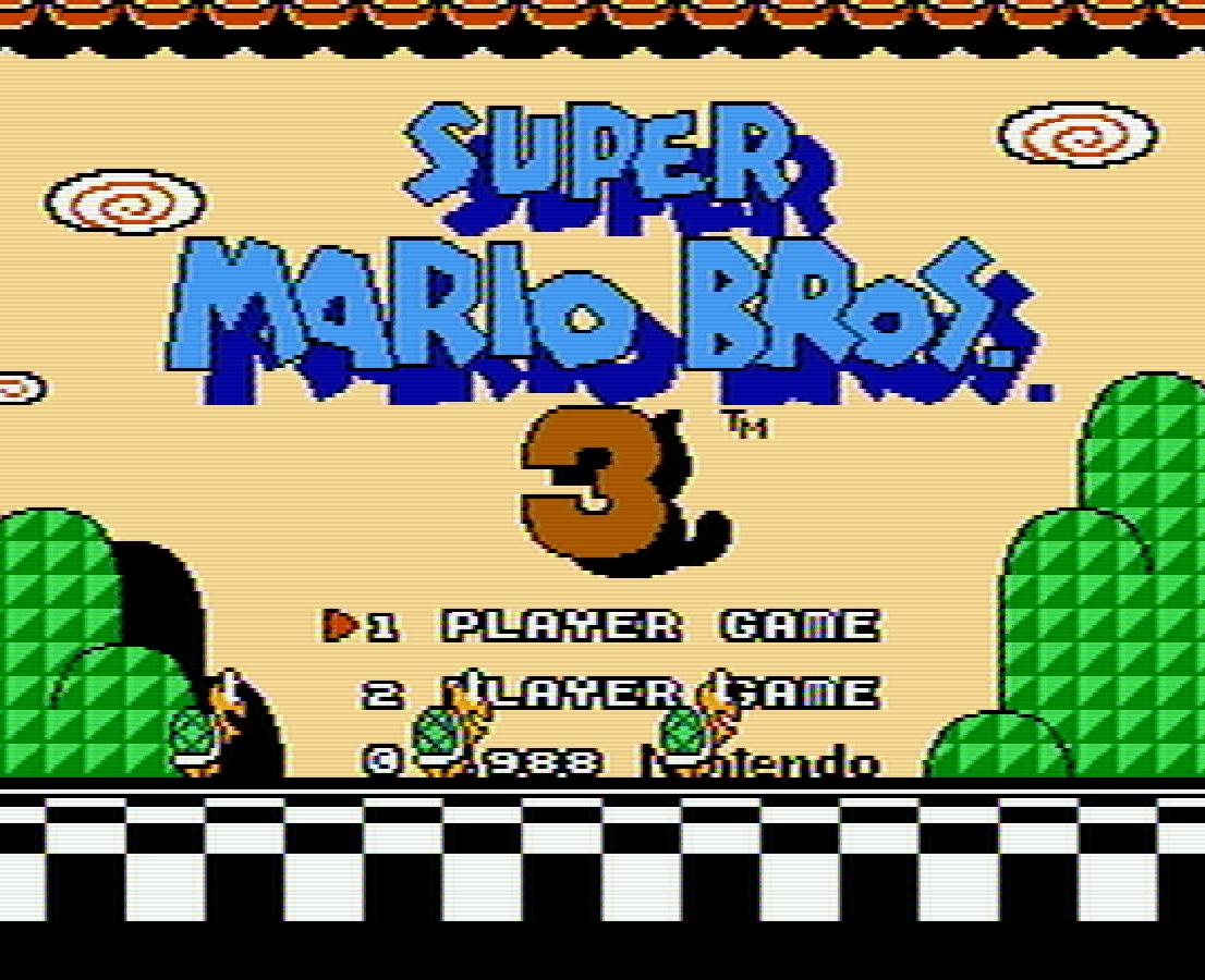 Super Mario Bros 3 10