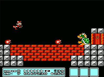 Super Mario Bros 3 9