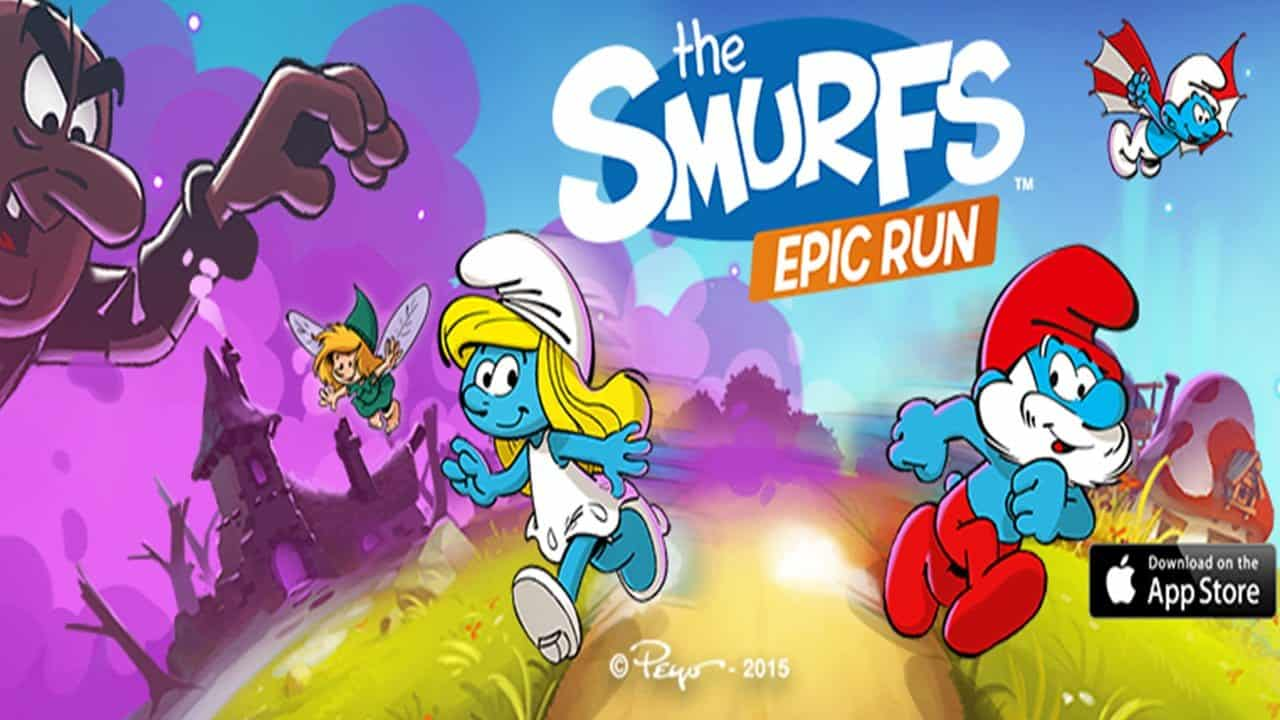 Game Review: The Smurfs – Epic Run (Mobile – Free to Play)