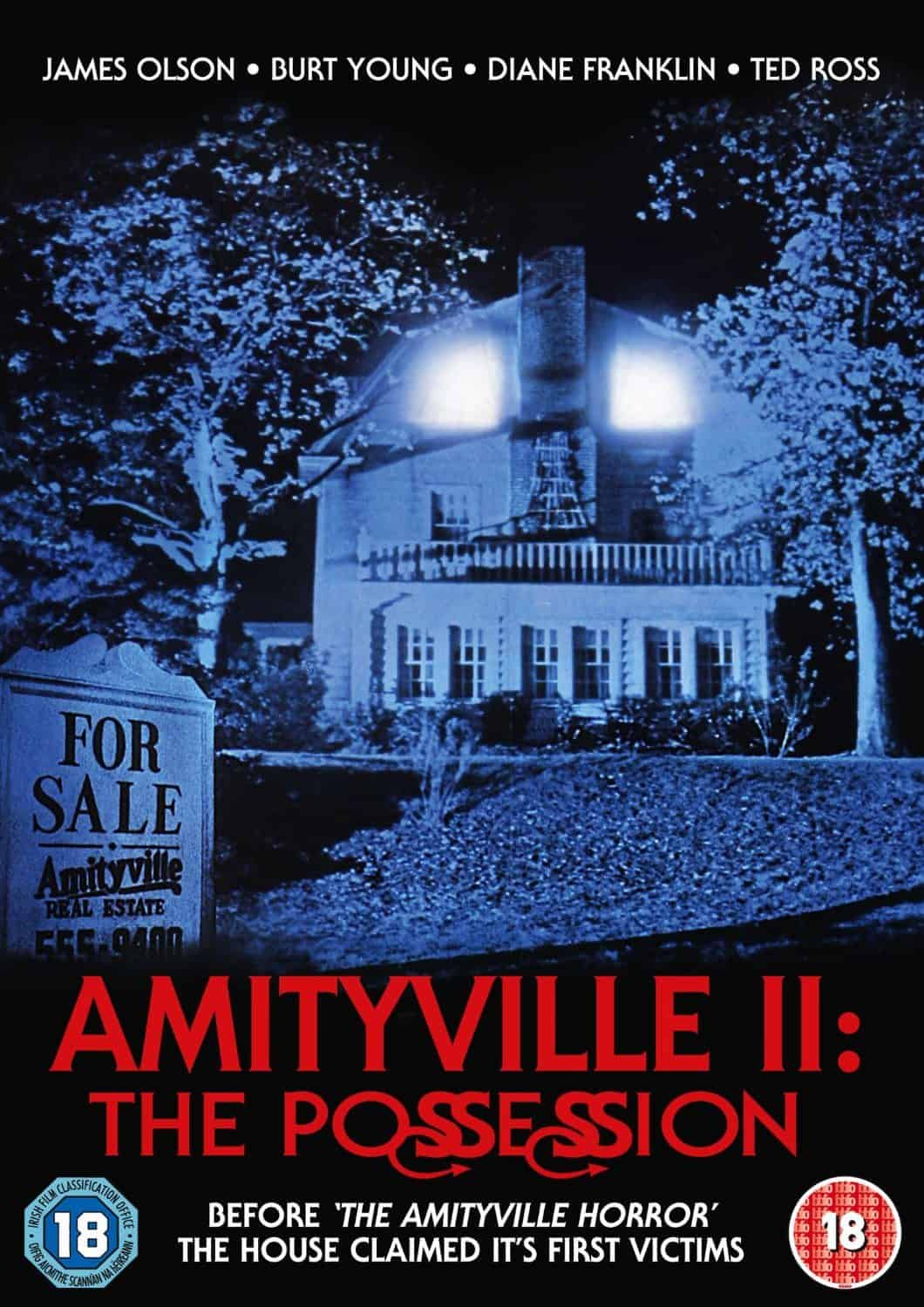Horror Movie Review: Amityville II – The Possession (1982)
