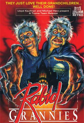 Horror Movie Review: Rabid Grannies (1988)