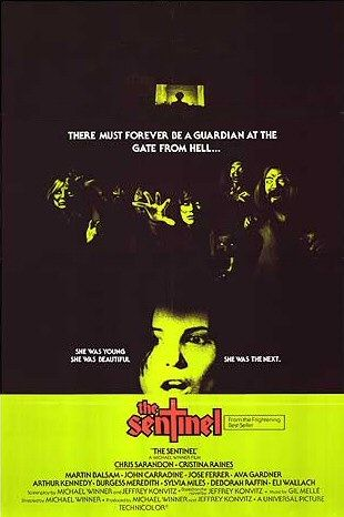Horror Movie Review: The Sentinel (1977)