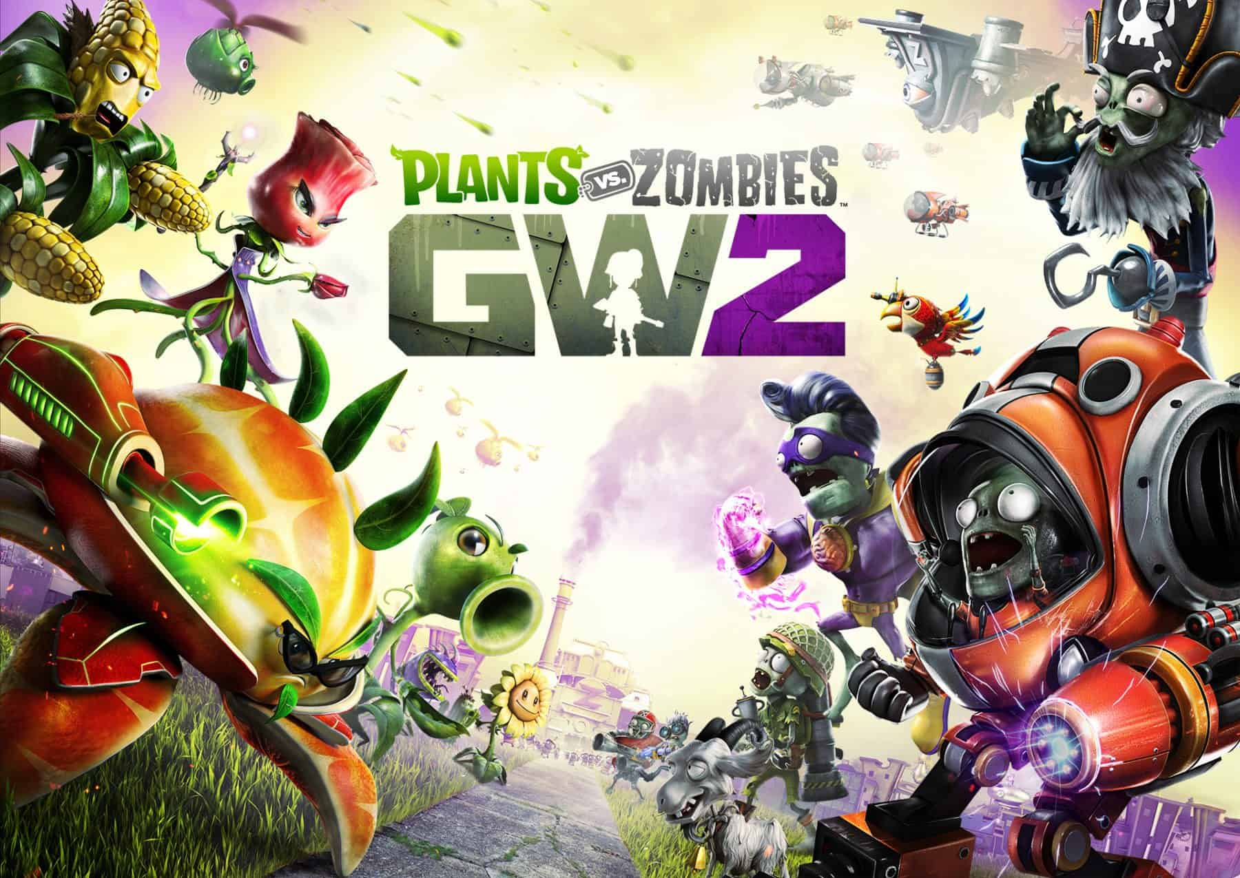warfare xbox final garden zombies dailymotion wvg bosses pc super gameplay one war vs all video plants