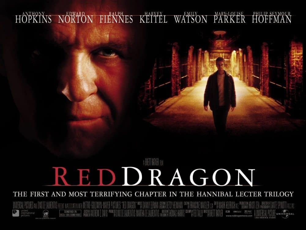 Horror Movie Review: Red Dragon (2002)