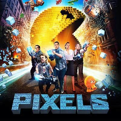 Game – Movie Review: Pixels