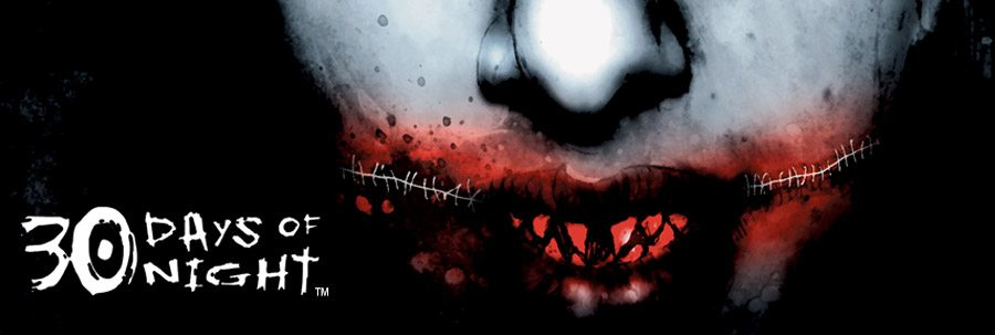 Graphic Novel Review: 30 Days of Night