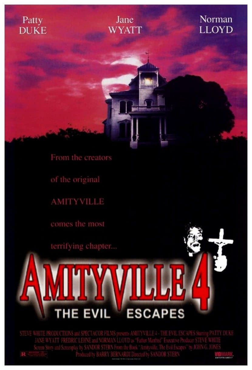 Horror Movie Review: Amityville 4: The Evil Escapes (1989)