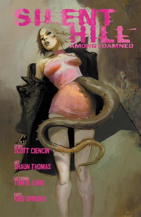 Comic Book Review: Silent Hill – Among The Damned