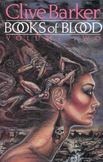Horror Book Review: Books of Blood – Volume 2 (Clive Barker)