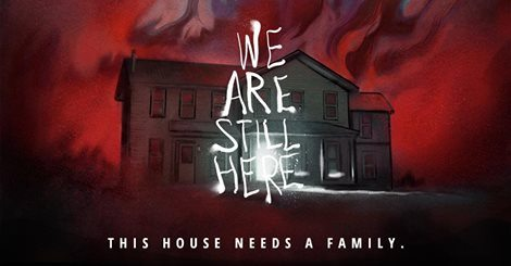 Horror Movie Review: We Are Still Here (2015)