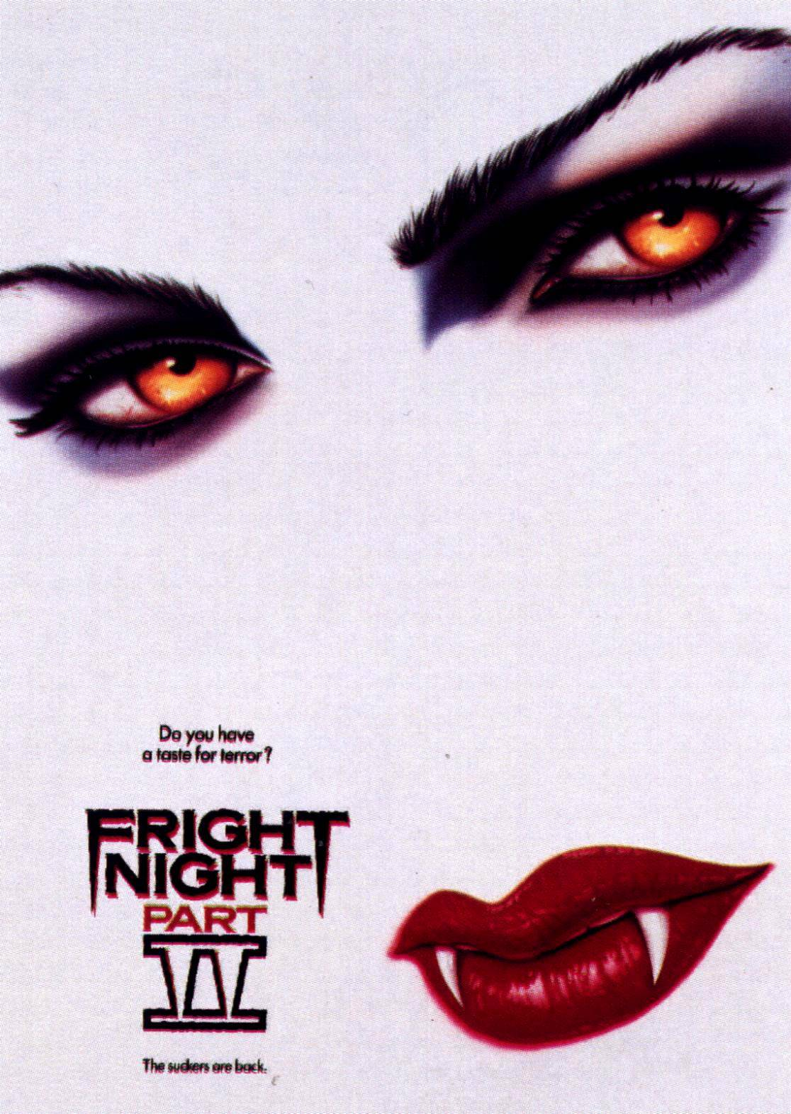 Horror Movie Review: Fright Night Part 2 (1988)