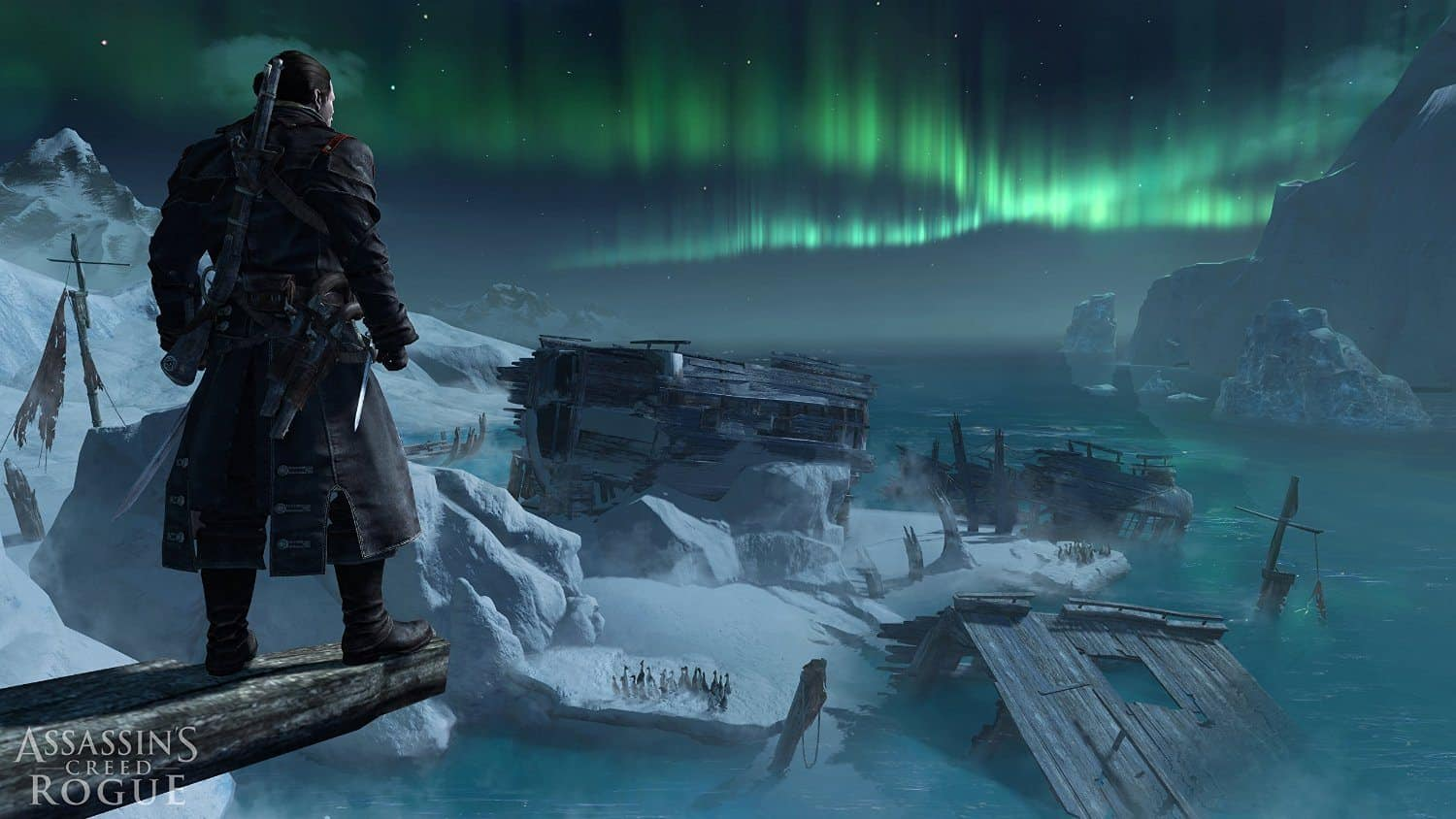 Game Review: Assassins Creed Rogue (Xbox 360)