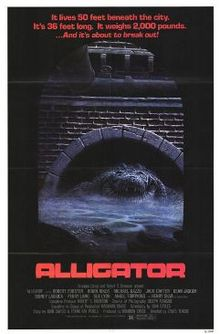 Horror Movie Review: Alligator (1980)