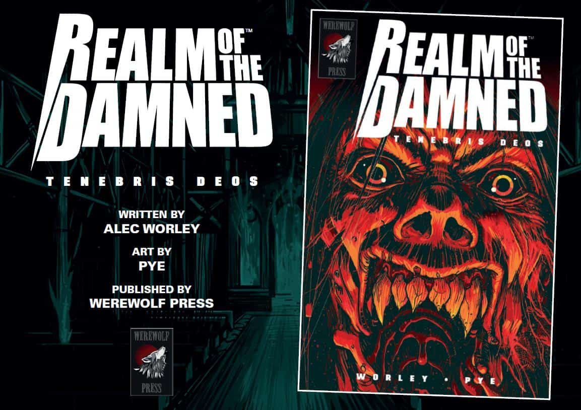 Graphic Novel Review: Realm of the Damned